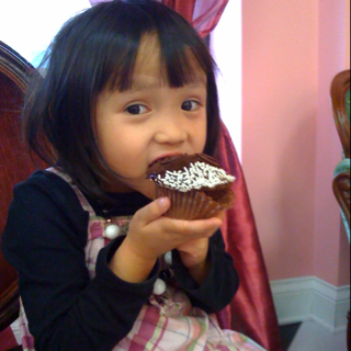 Cupcake outing