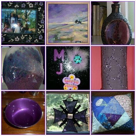 Purplemosaic